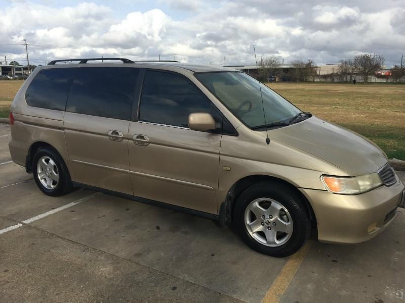 Honda Odyssey 2001 price $1,300