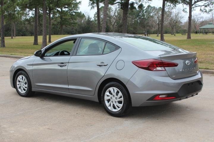 Hyundai Elantra 2019 price $12,990
