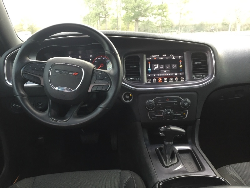 Dodge Charger 2018 price $19,800