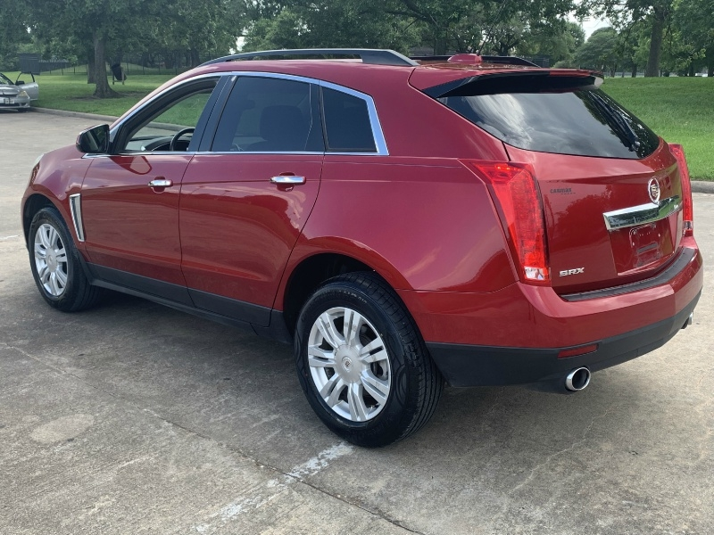 Cadillac SRX 2016 price $14,500