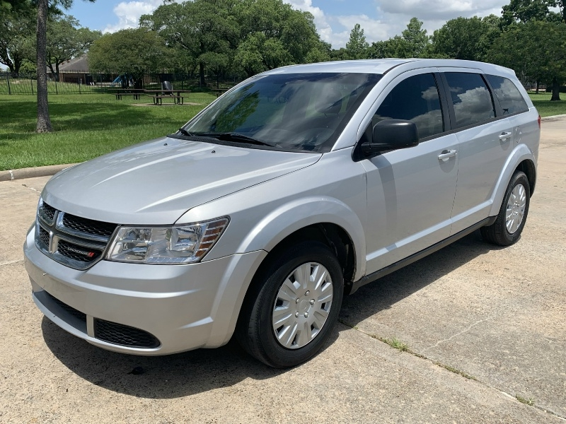 Dodge Journey 2014 price $4,800