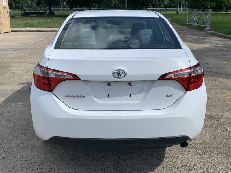 Toyota Corolla 2016 price $6,500