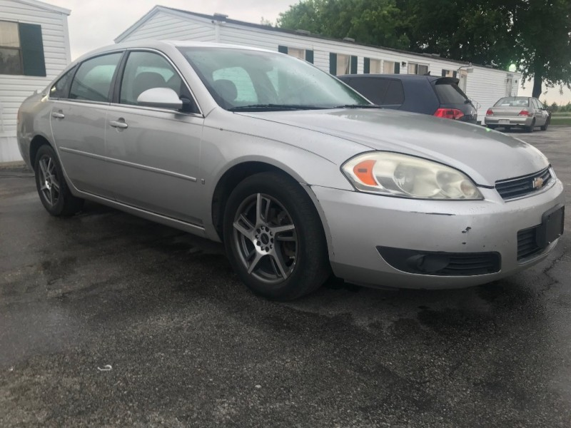 Chevrolet Impala 2006 price $3,591