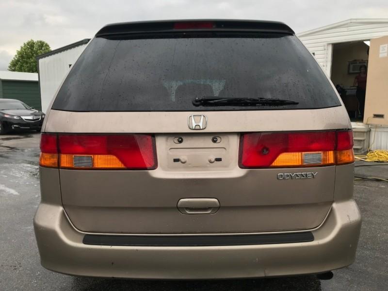 Honda Odyssey 2004 price $3,000