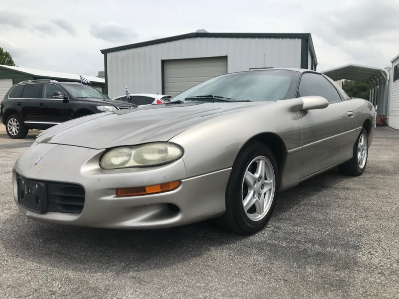 Chevrolet Camaro 1999 price $2,595