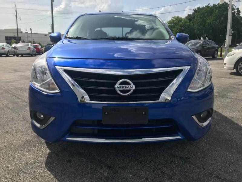 Nissan Versa 2015 price $3,995