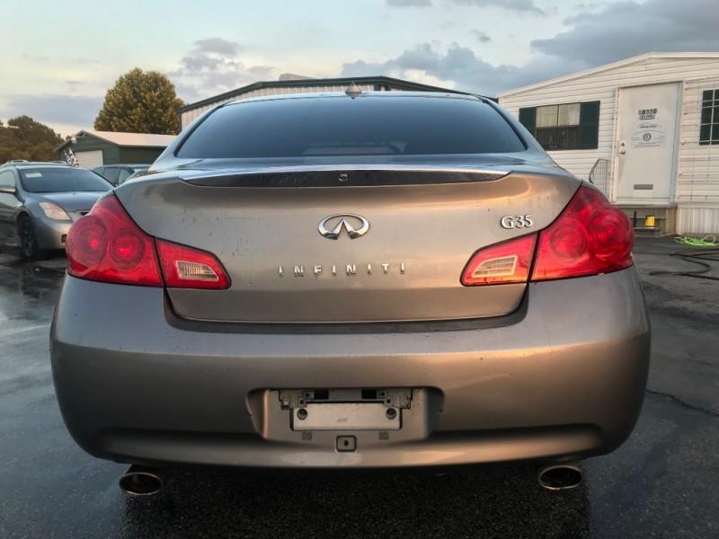 Infiniti G35 Sedan 2008 price $4,995