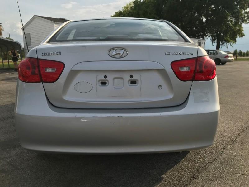 Hyundai Elantra GLS 2007 price $4,995