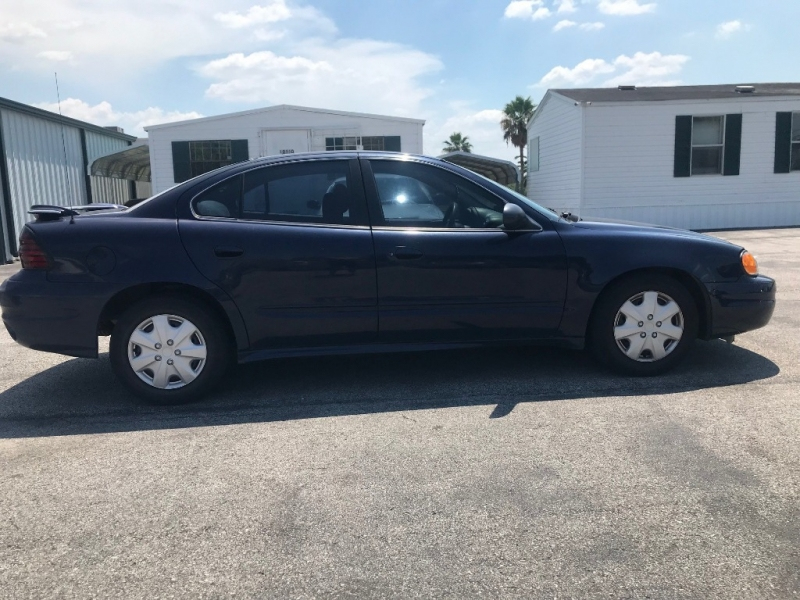 Pontiac Grand Am 2004 price $1,900