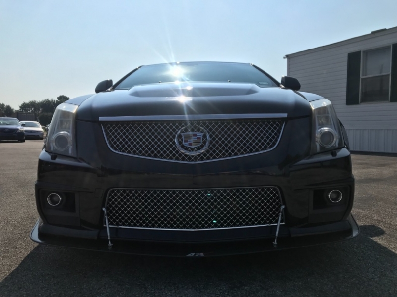 Cadillac CTS-V Coupe 2013 price $36,900