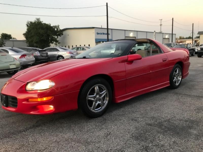 Chevrolet Camaro 1998 price $4,990