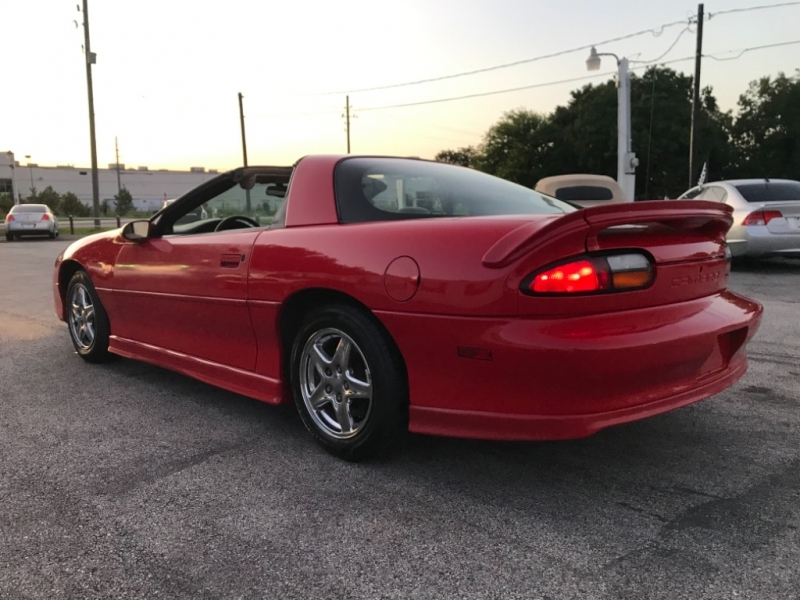 Chevrolet Camaro 1998 price $7,000