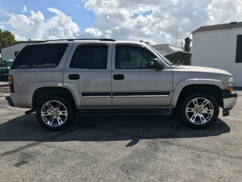 Chevrolet Tahoe 2005 price $3,900
