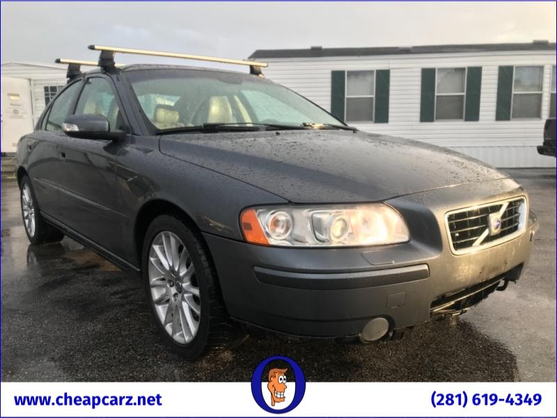 Volvo S 60 2007 price $4,000