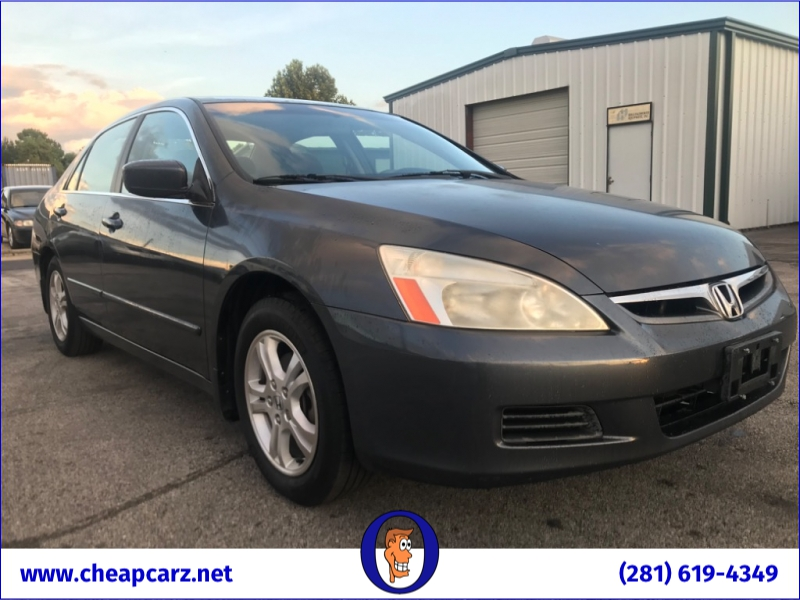 Honda Accord 2007 price $5,600