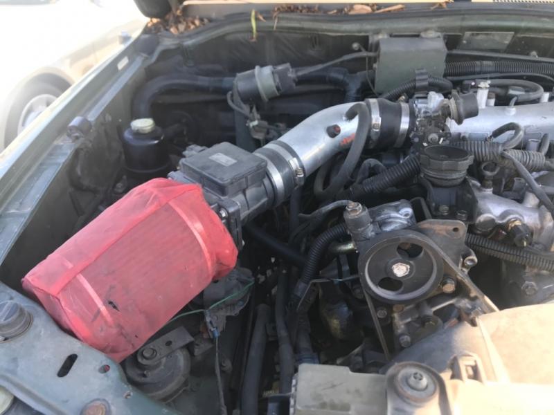 Mitsubishi Montero Sport 1997 price $3,509