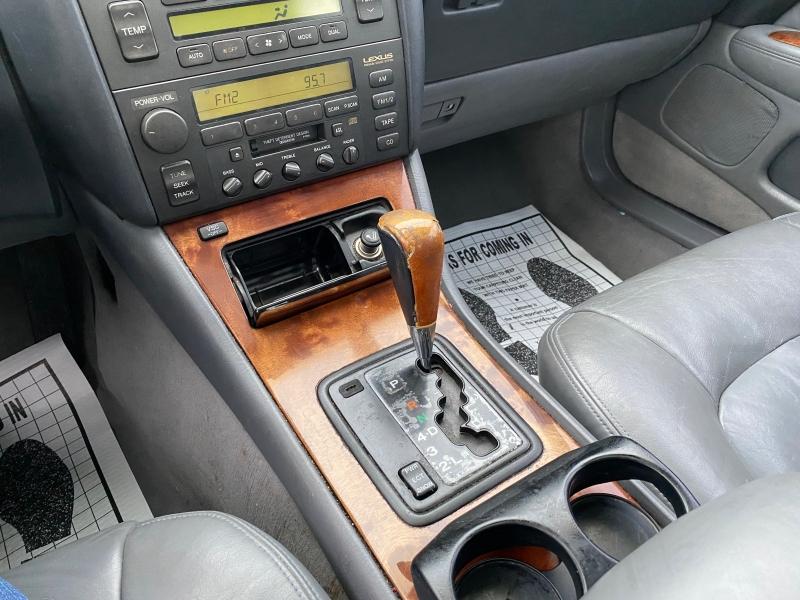 Lexus LS 400 1998 price $3,595