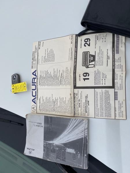 Acura TL 2002 price $3,495