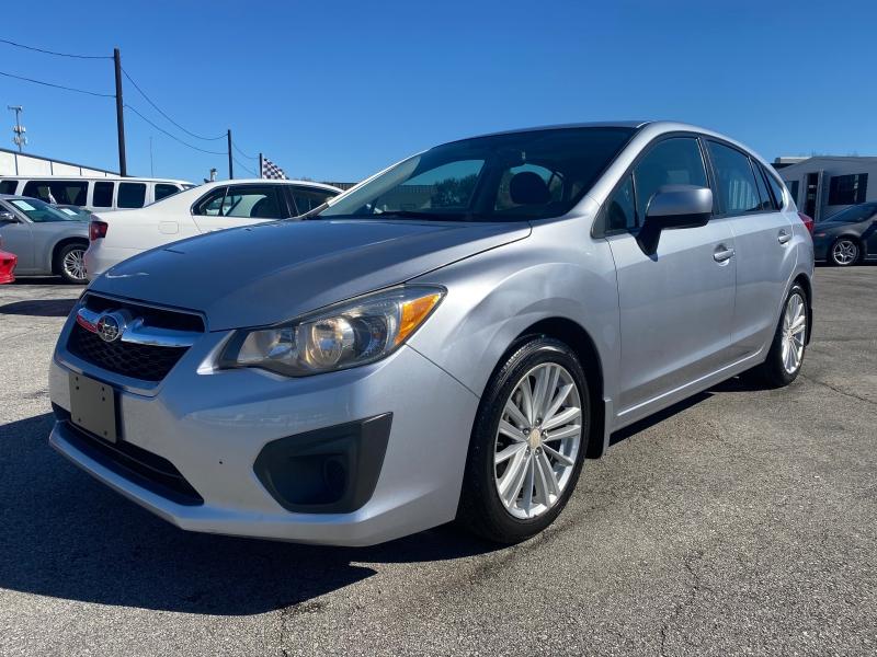 Subaru Impreza 2012 price $3,998
