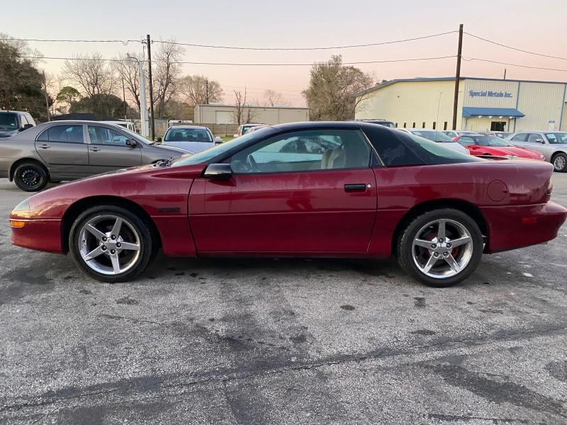 Chevrolet Camaro 1995 price $4,588