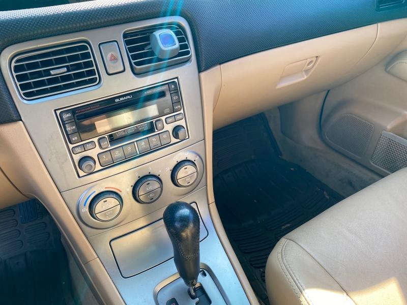 Subaru Forester 2003 price $2,900