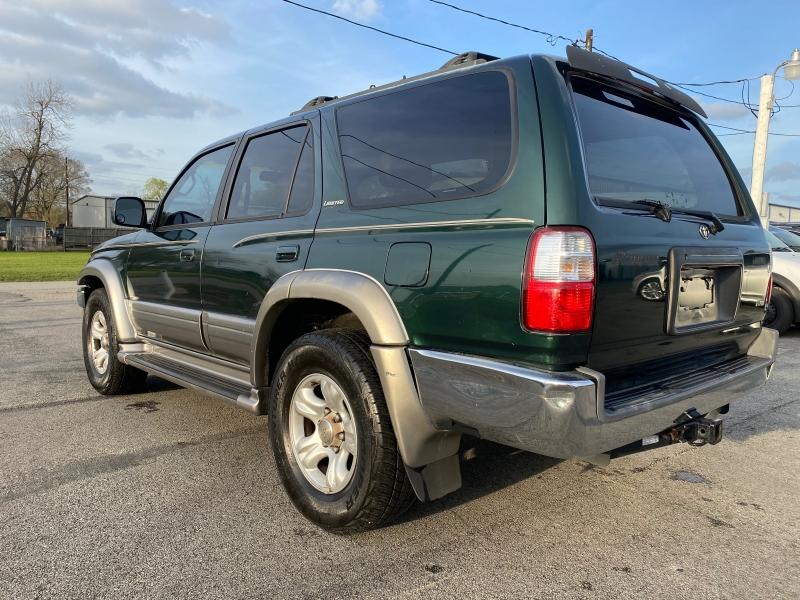 Toyota 4Runner 2001 price $3,500