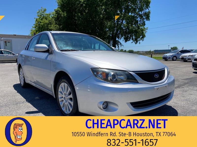 Subaru Impreza 2008 price $4,595