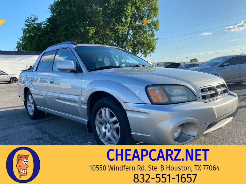 Subaru Baja 2003 price $5,495