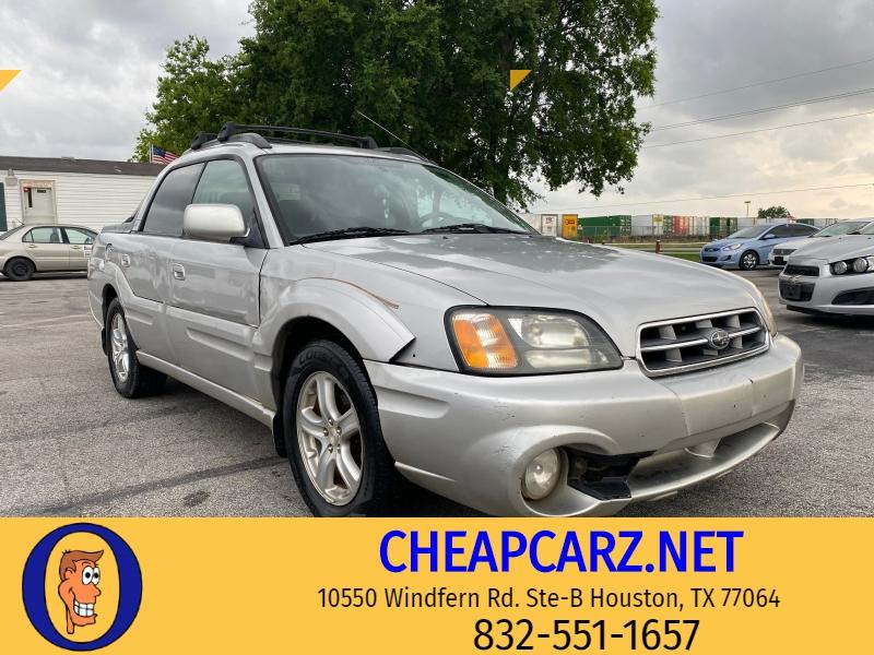 Subaru Baja 2003 price $3,595