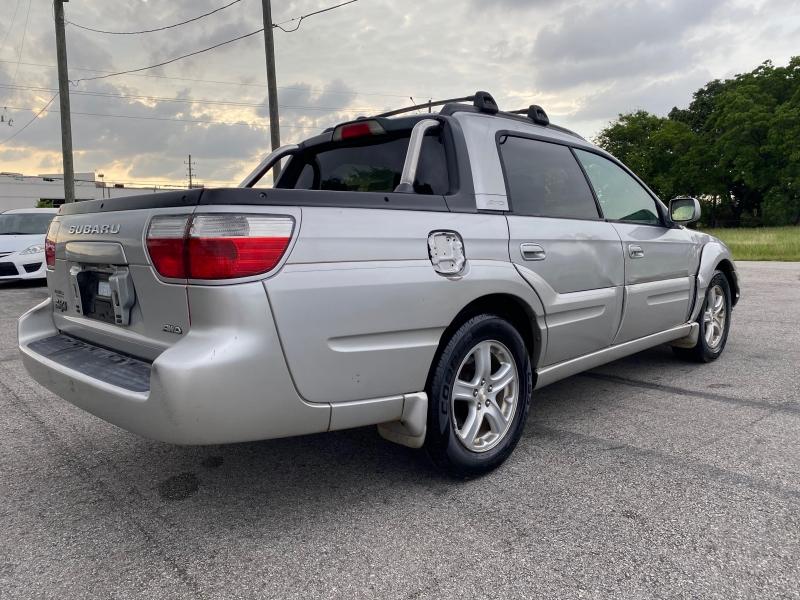 Subaru Baja 2003 price $4,595
