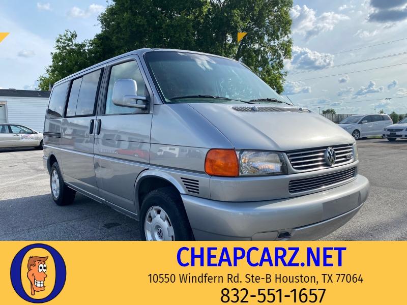 Volkswagen EuroVan 1999 price $4,995