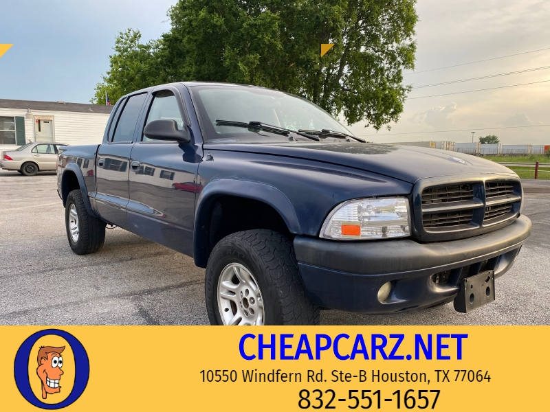Dodge Dakota 2003 price $4,995
