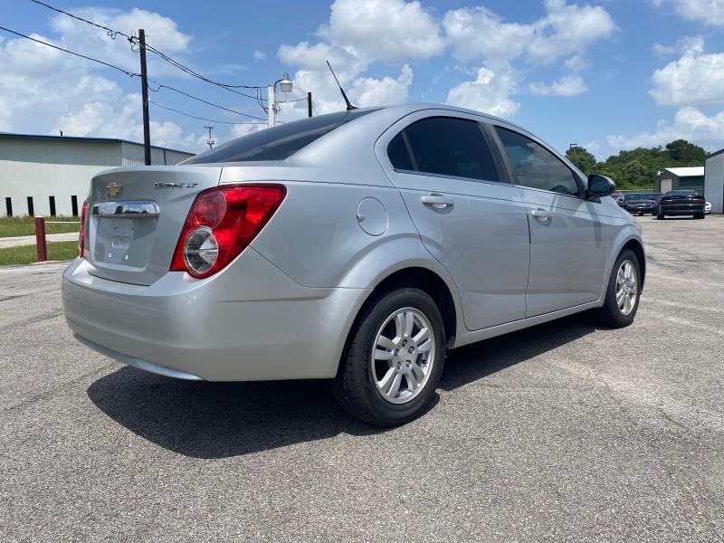 Chevrolet Sonic 2013 price $5,950
