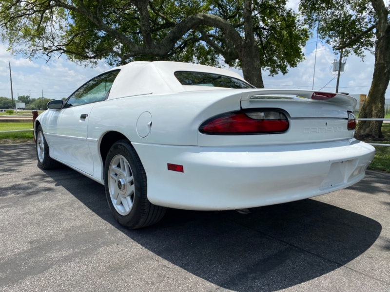 Chevrolet Camaro 1996 price $7,995