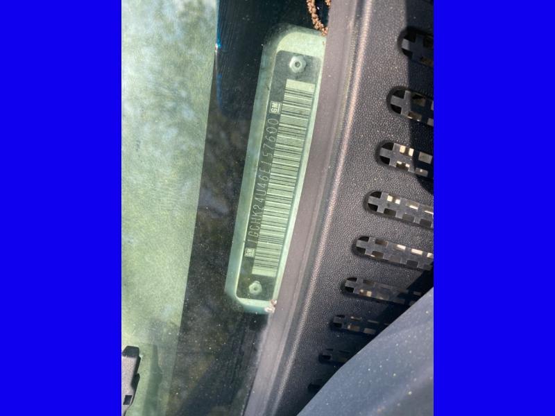 Chevrolet Silverado 2500HD 2006 price $6,595