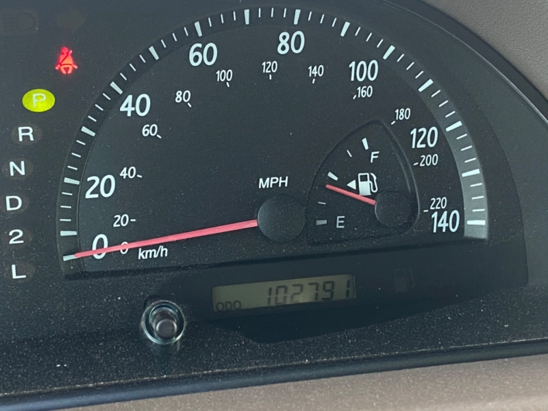 Toyota Camry 2002 price $4,595