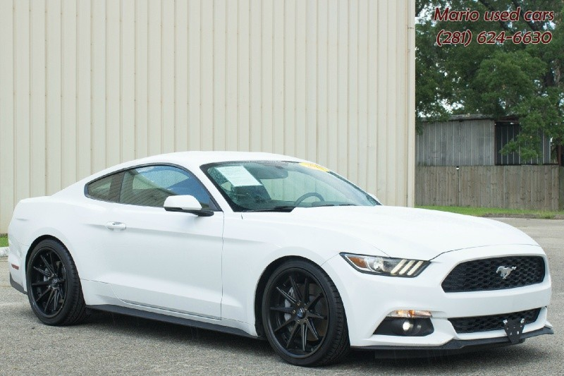 Ford Mustang 2015 price $16,000