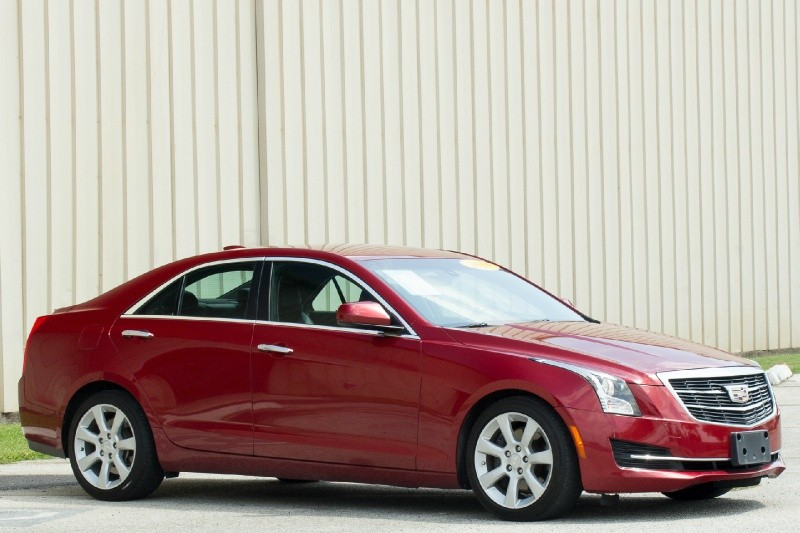 Cadillac ATS Sedan 2015 price $20,500