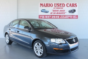 Volkswagen Passat Sedan - WE FINANCE! WE APPROVE! 2007
