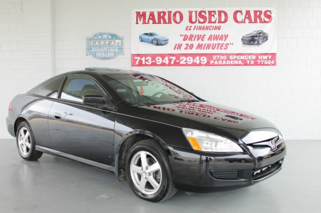 2006 Honda Accord Cpe EX-L - WE FINANCE! ALL IS APPROVED!
