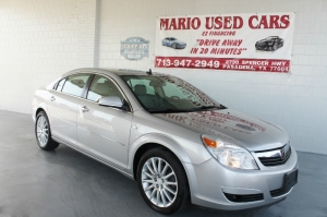 Saturn Aura - WE FINANCE! WE APPROVE! 2008