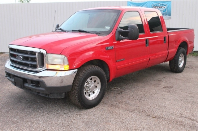 2002 Ford Super Duty F-250 XLT Diesel - WE FINANCE!!! WE APP
