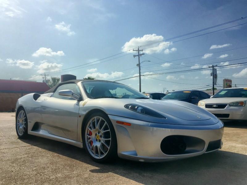 Ferrari F430 Convertible Spider 2008 price $99,995