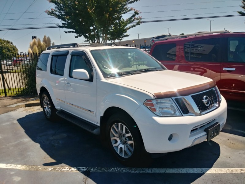 Nissan Pathfinder 2012 price Low Down Payment Available