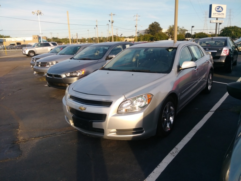 Chevrolet Malibu 2012 price Low Down Payment Available