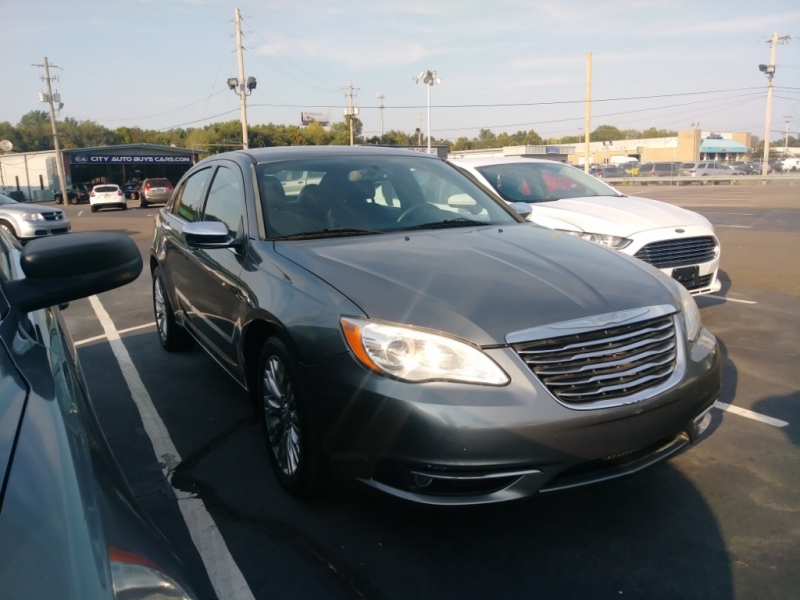 Chrysler 200-Series 2012 price Low Down Payment Available