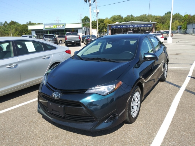 Toyota Corolla 2017 price Low Down Payment Available