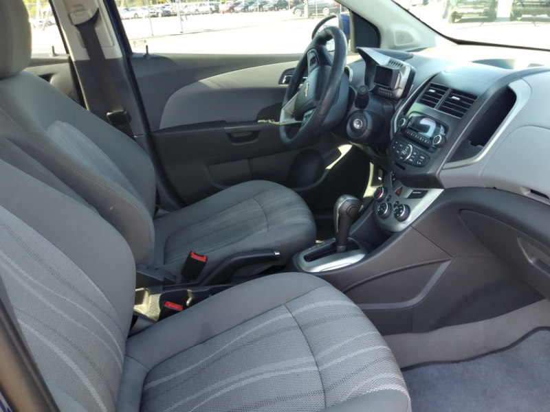 Chevrolet Sonic 2014 price Low Down Payment Available