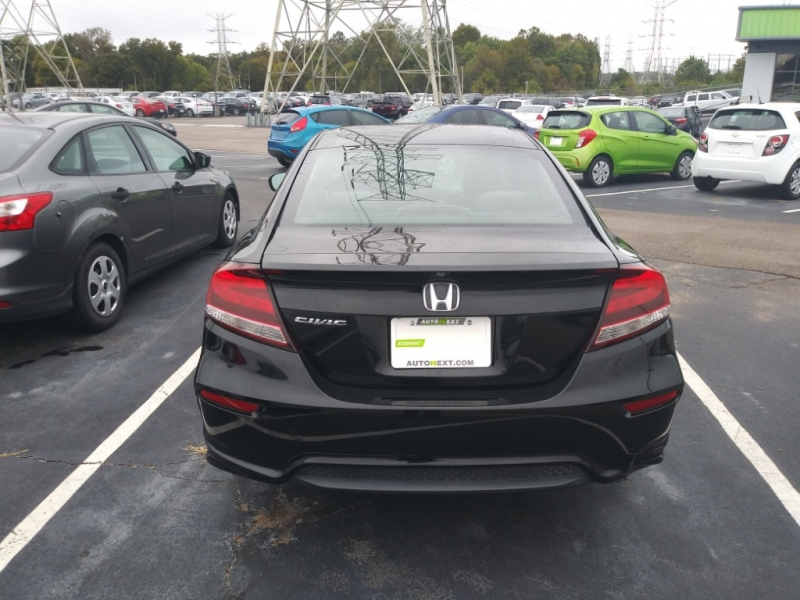 Honda Civic Coupe 2014 price Low Down Payment Available