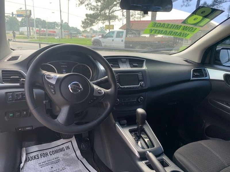 Nissan Sentra 2018 price $12,900